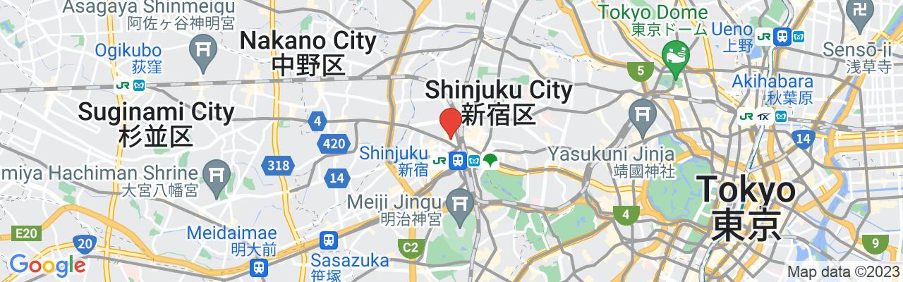 ASP Nishi-Shinjuku Building 2F, 7 Chome-11-2 Nishishinjuku, Shinjuku-ku, Tokyo