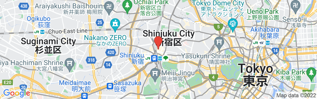 1 Chome-18 Kabukicho, Shinjuku-ku, Tokyo, WaMAII Kabukicho Building 6F