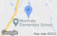 Map of Maryville, TN