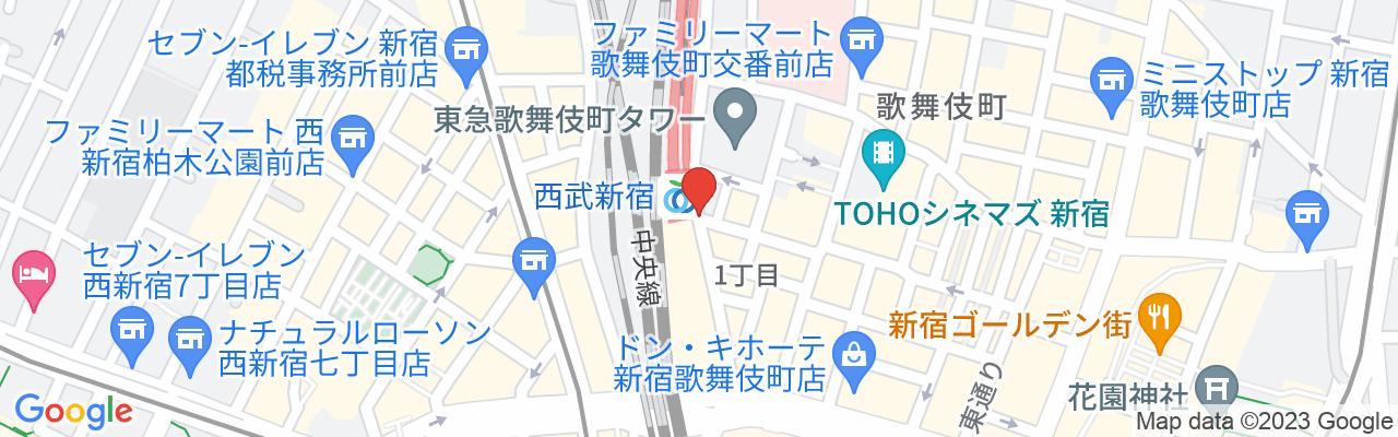 西武新宿線 西武新宿駅 南口