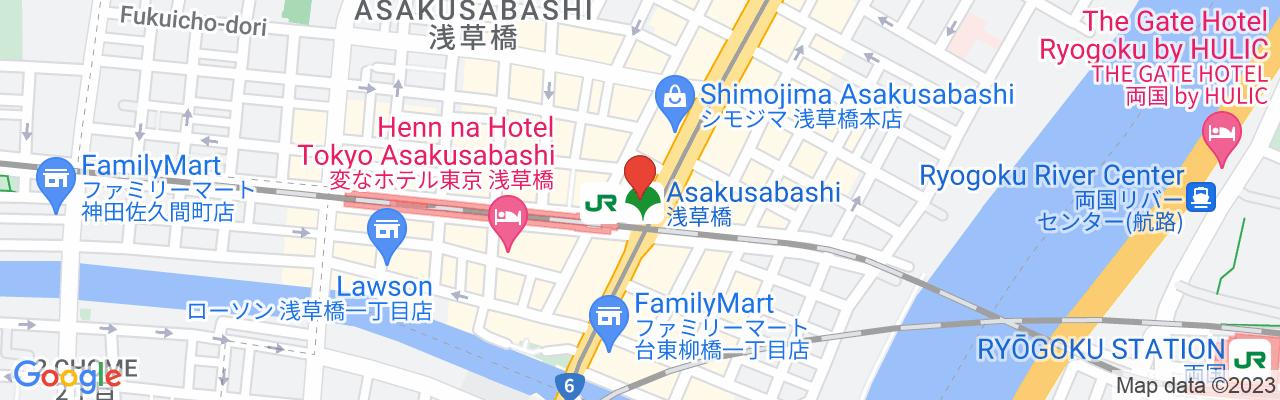 Toei Asakusa Line Asakusabashi Station Exit A3