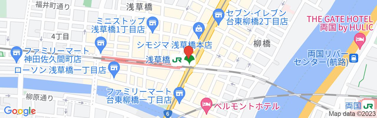 都営浅草線浅草橋駅A3出口