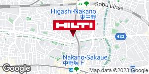 Get directions to 佐川急便株式会社 中野山手通り営業所