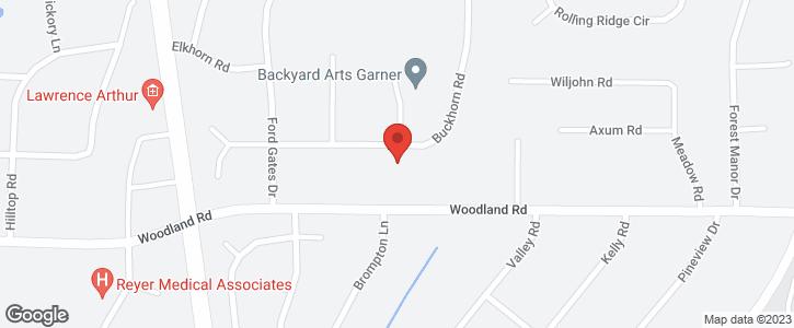 1033 Buckhorn Road Garner NC 27529