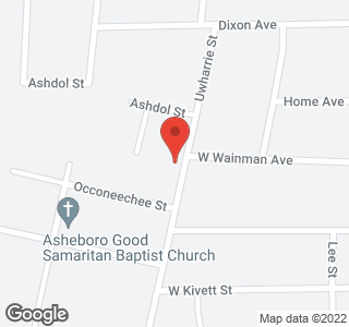 402 Uwharrie Street