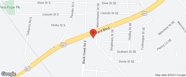 1101 SE Stantonsburg Road Wilson NC 27893