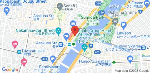 Directions to 浅草ヴィーガンカフェ THE FARM CAFE(ザファームカフェ)