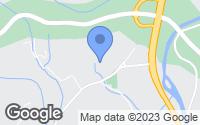 Map of Walland, TN