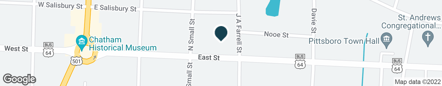 Google Map of321 EAST ST