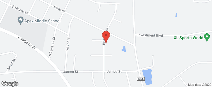 641 Briarcliff Street Apex NC 27502-1238