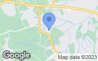 Map of Friendsville, TN