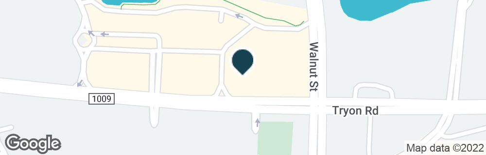Google Map of8010 TRYON WOODS DR
