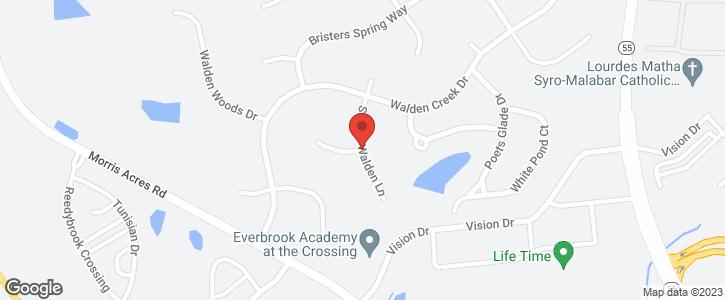 1481 Rowboat Road 1012 - monaco b Apex NC 27502
