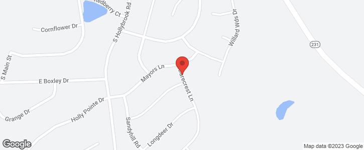 305 Darecrest Lane #lexington Wendell NC 27591