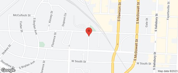 525 S West Street #401 Raleigh NC 27601