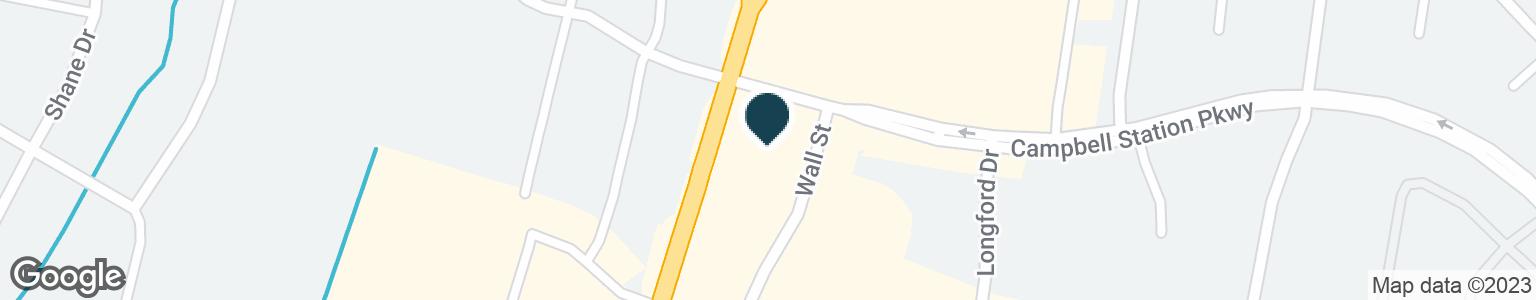 Google Map of4932 MAIN ST