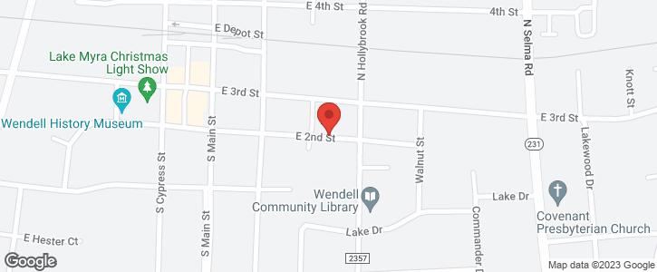 1112 Ibis Walk Drive Wendell NC 27591