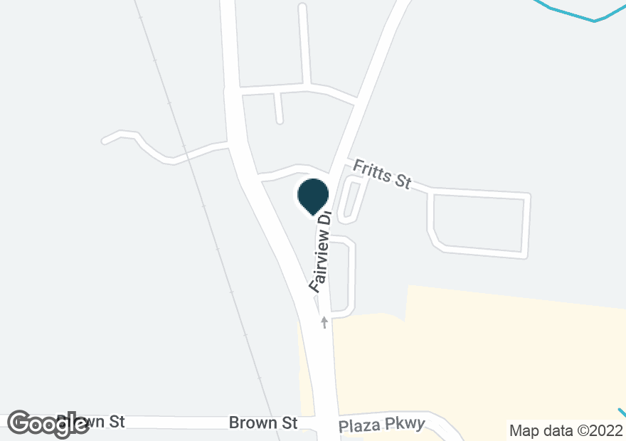 Google Map of1250 FAIRVIEW DR