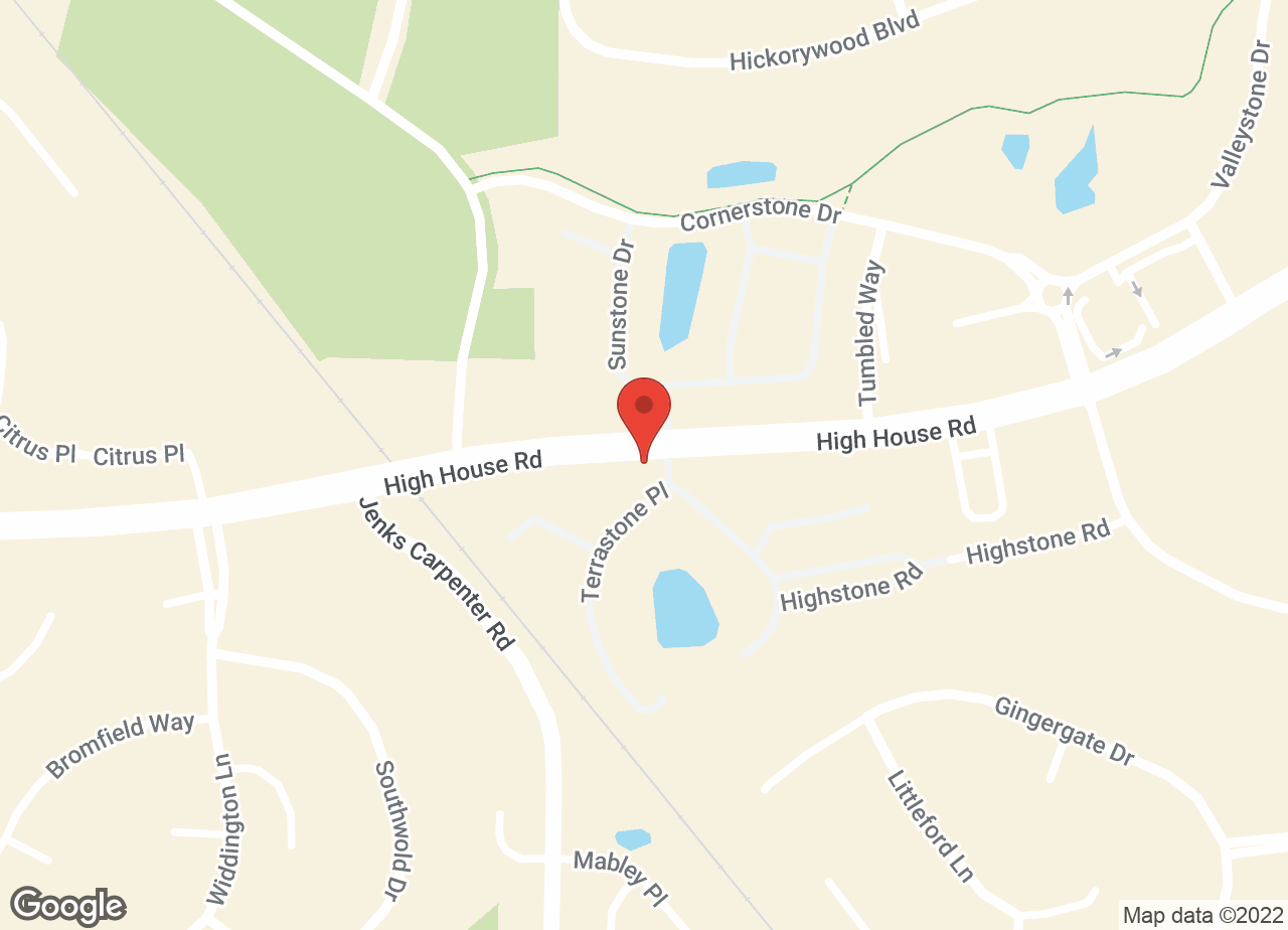 Google Map of VCA Cornerstone Animal Hospital