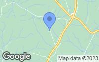 Map of Primm Springs, TN