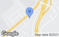 Map of Alcoa, TN