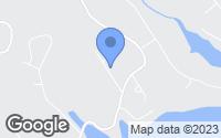 Map of Granite Falls, NC