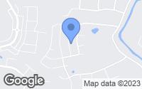 Map of Murfreesboro, TN