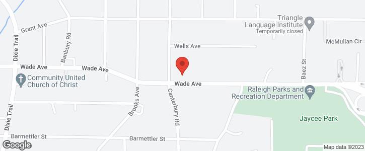 2624 Wade Avenue Raleigh NC 27607