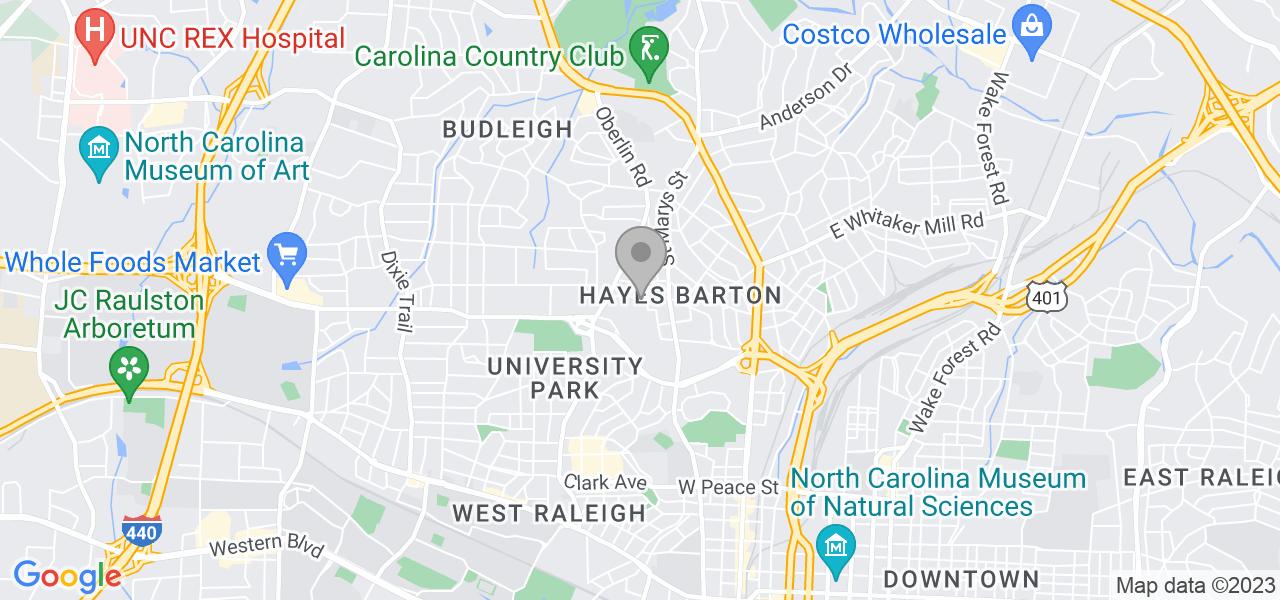 1805 Wilshire Ave, Raleigh, NC 27608, USA