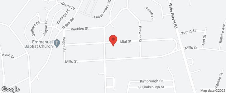 604 Mial Street Raleigh NC 27608