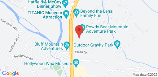 Directions to Local Goat - New American Restaurant Pigeon Forge
