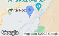 Map of White Rock, NM