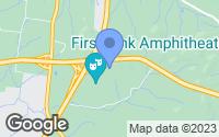 Map of Franklin, TN