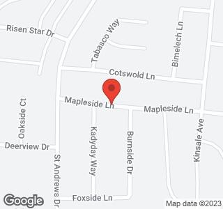 3233 Mapleside Ln