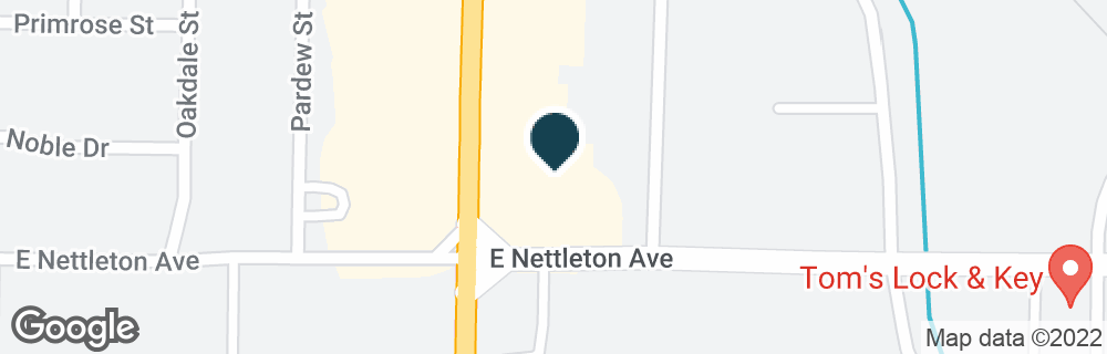 Google Map of1328 RED WOLF BLVD