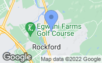 Map of Rockford, TN