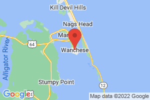 Map of Wanchese