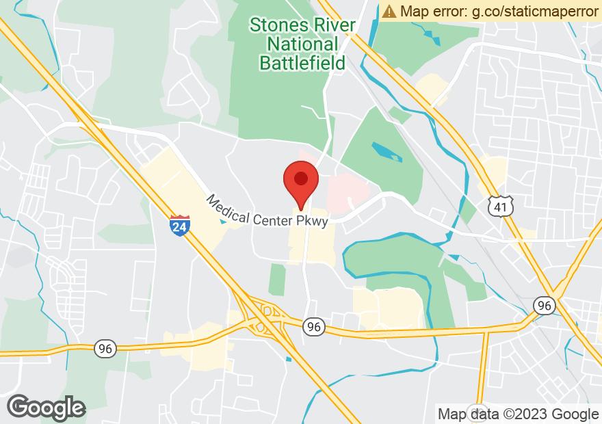 Google Map of 2006 MEDICAL CENTER PKWY