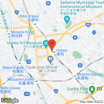 Map of Michael Kors at 1-15-1 Takasago, Saitama-shi, Saitama-ken 330-0063