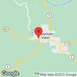 Ozark Mountain Body Shop on the map