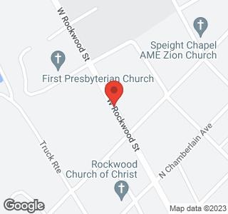 411 W Rockwood St