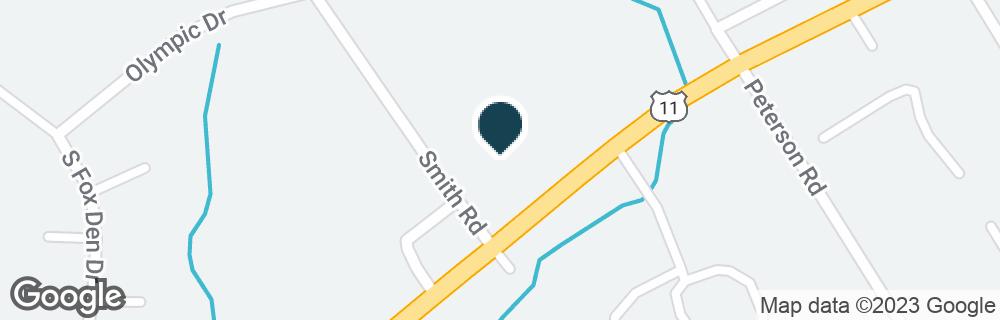 Google Map of11927 KINGSTON PIKE