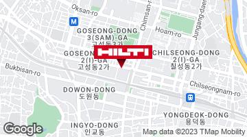 Get directions to 대구북구고성53