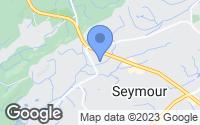Map of Seymour, TN