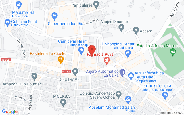 Administración nº6 de Ceuta