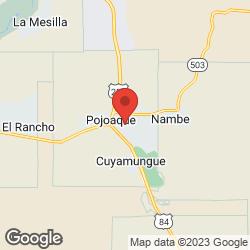 Pueblo of Pojoaque on the map