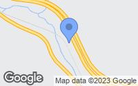 Map of Rockwood, TN