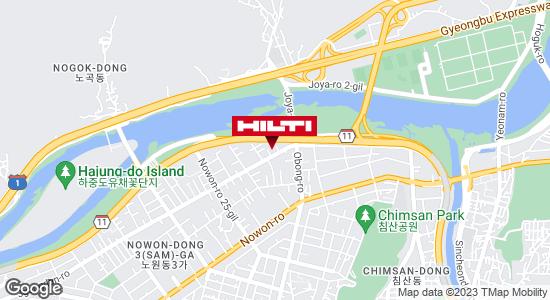 Get directions to 대구북구노원3가2