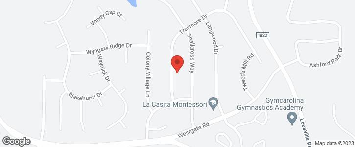 9909 Treymore Drive Raleigh NC 27617-5203
