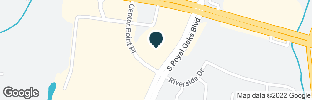 Google Map of1008 CENTER POINT PL